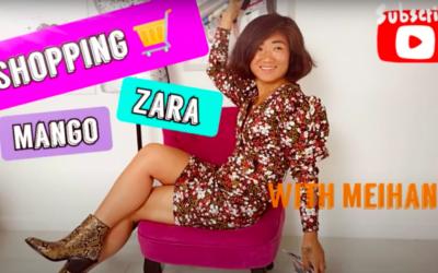 Shopping with Meihan : nouvelle série de vidéos !